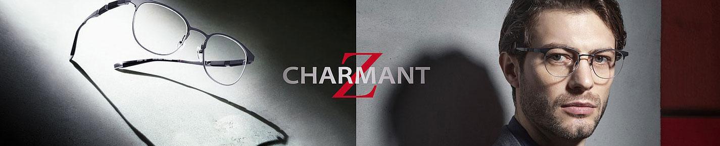 Charmant Z Glasses banner
