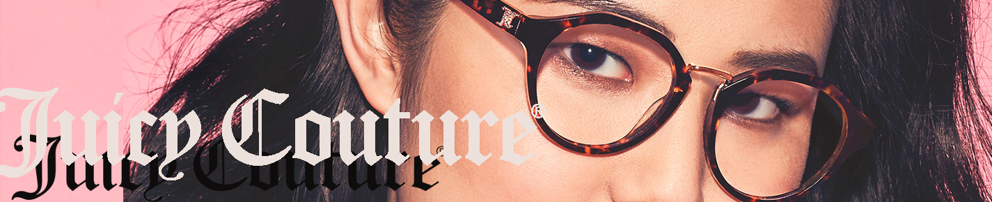 Juicy Couture Glasses banner