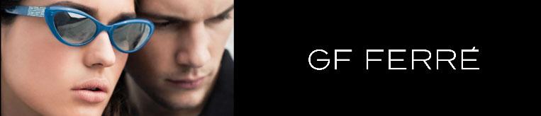 GF FERRE Glasses banner