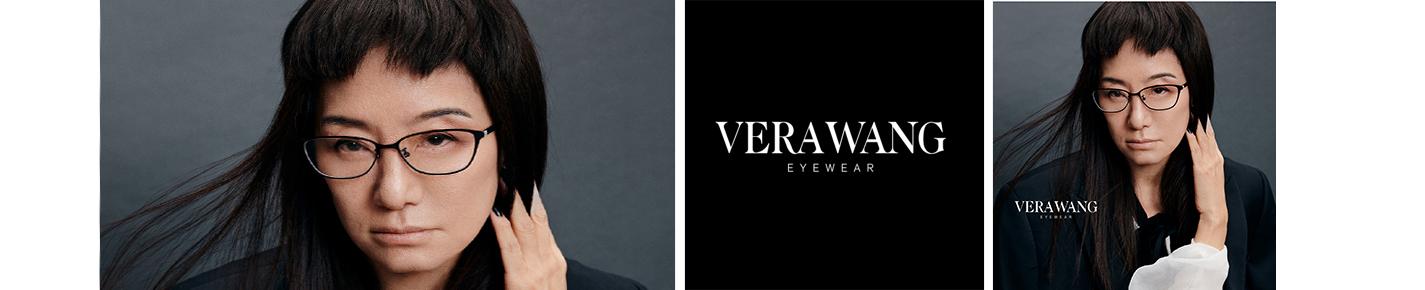 Vera Wang Glasses banner