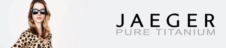 Jaeger Pure Titanium 眼镜 banner