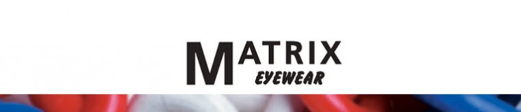 Matrix Glasses banner