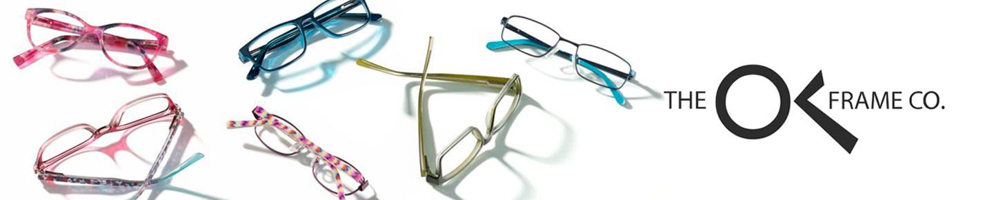OK's Eyeglasses banner