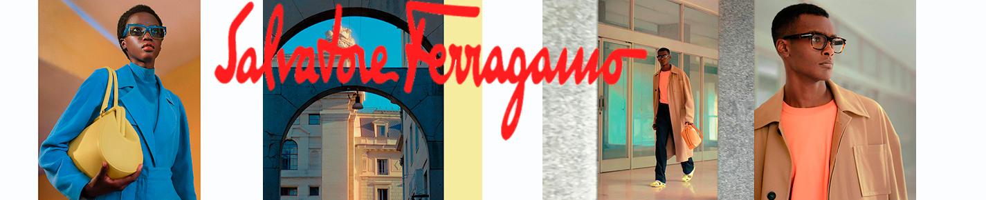 Salvatore Ferragamo Gafas banner
