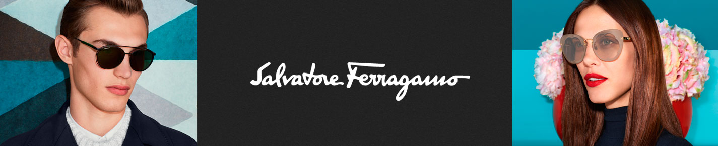 Salvatore Ferragamo Glasses banner