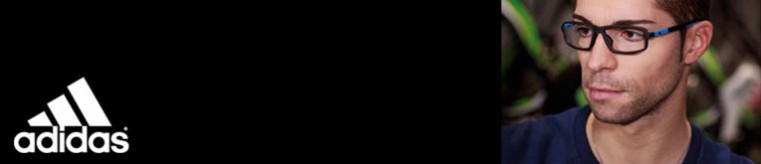 Adidas Glasses banner
