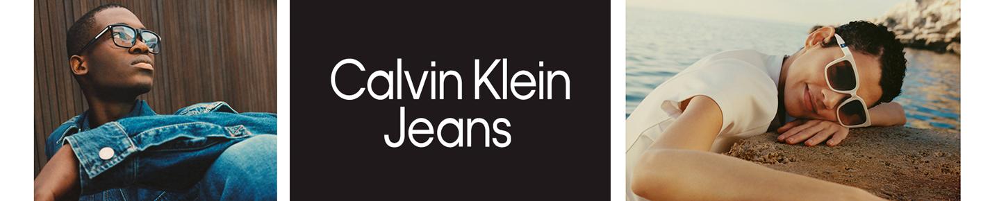 Calvin Klein Jeans Glasses banner