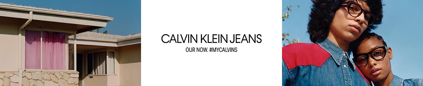 Calvin Klein Jeans Brillen banner