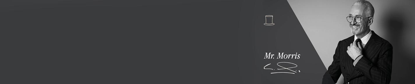 William Morris Black Label Glasses banner