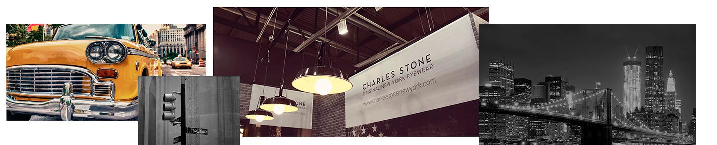 Charles Stone New York Brillen banner