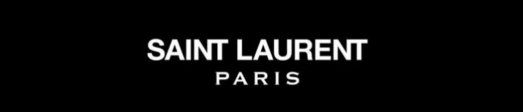 Saint Laurent Paris Eyeglasses banner
