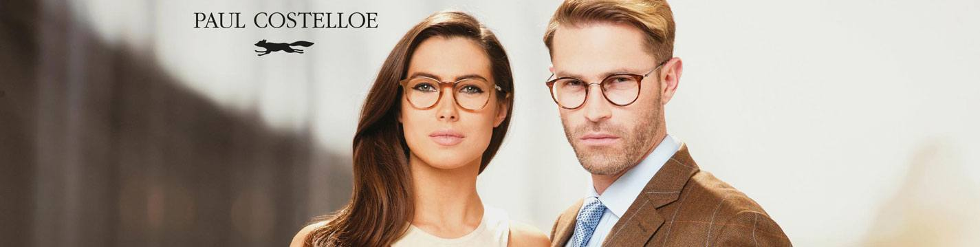 Paul Costelloe Eyeglasses banner