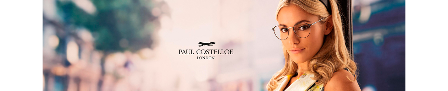 Paul Costelloe Glasses banner
