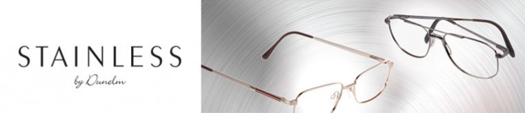 Stainless Optical Eyeglasses banner