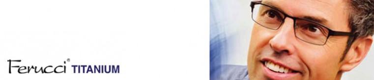 Ferucci Titanium 眼镜 banner