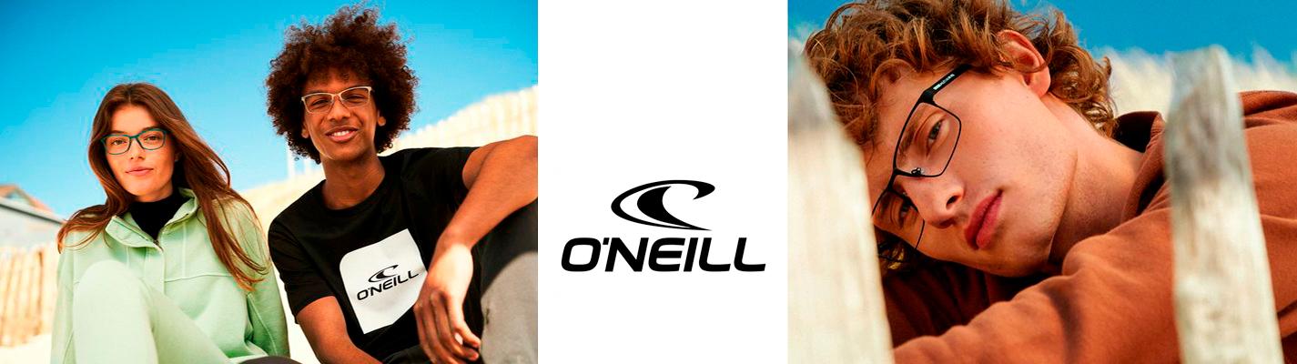 O'Neill Glasses banner