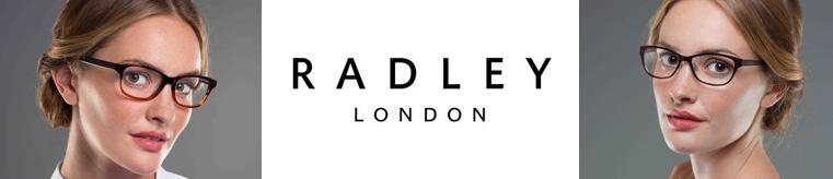 Radley London Glasses banner