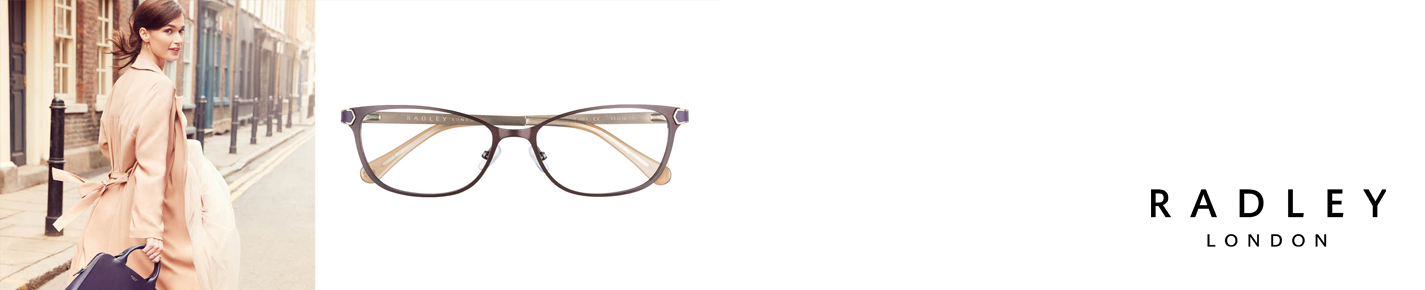 Radley London Glasses banner