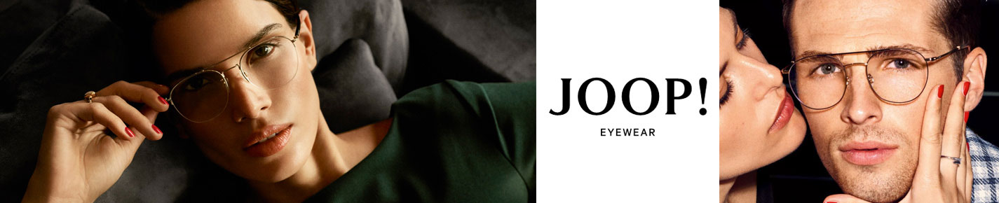 JOOP Eyewear Glasses banner