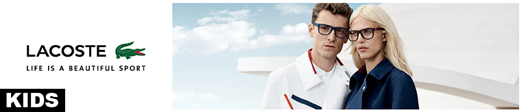 Lacoste Kids 眼镜 banner