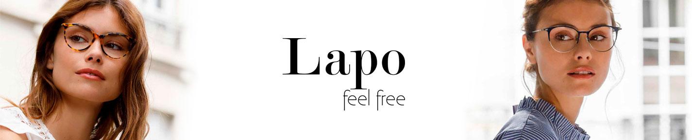 Lapö Glasses banner