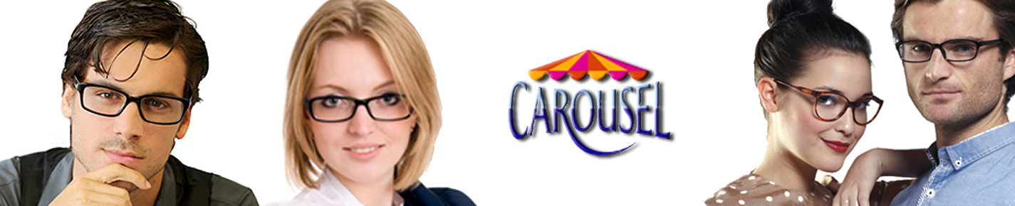 Carousel Glasses banner