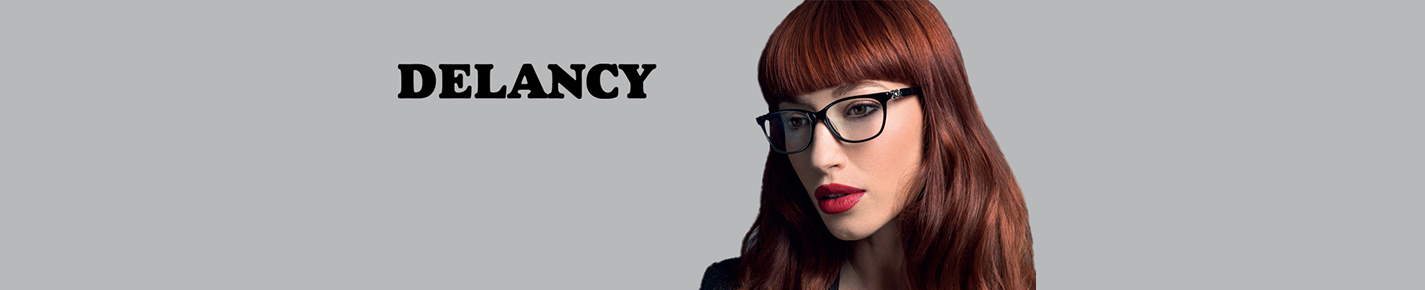 Delancy Glasses banner