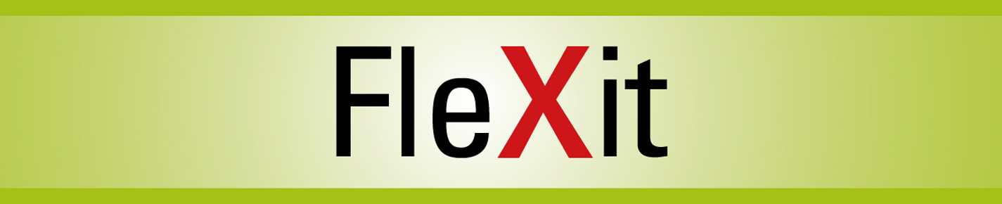Flexit Glasses banner