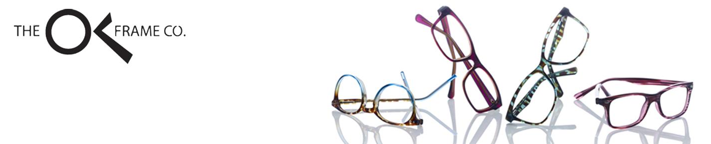 OK's KIDS Glasses banner