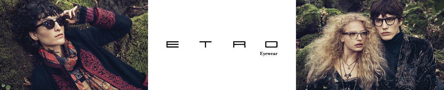 Etro Brillen banner