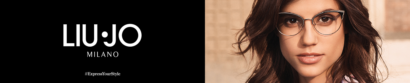 Liu Jo Glasses banner