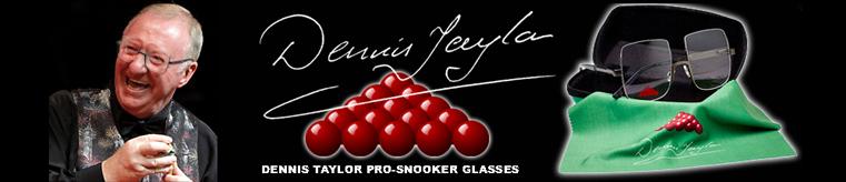 Dennis Taylor Eyeglasses banner