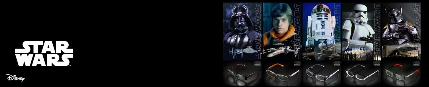 Star Wars KIDS 眼镜 banner