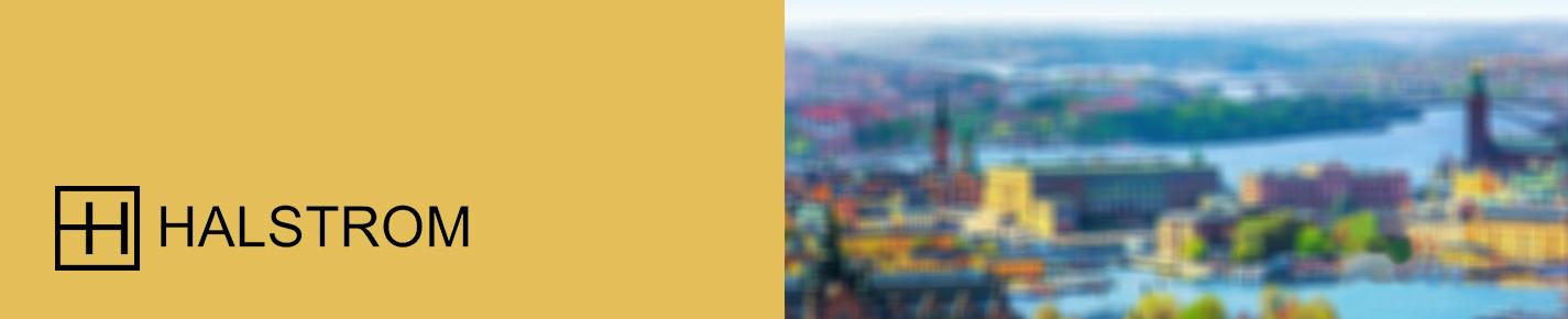 Halstrom Glasses banner