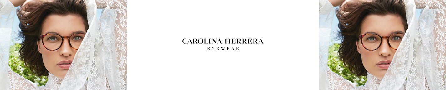 CH Carolina Herrera Occhiali banner