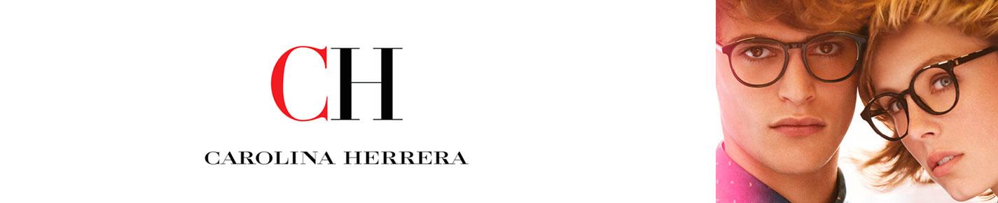 CH Carolina Herrera Glasses banner