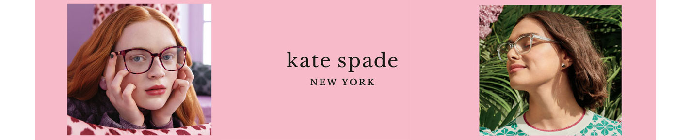 Kate Spade Eyeglasses banner