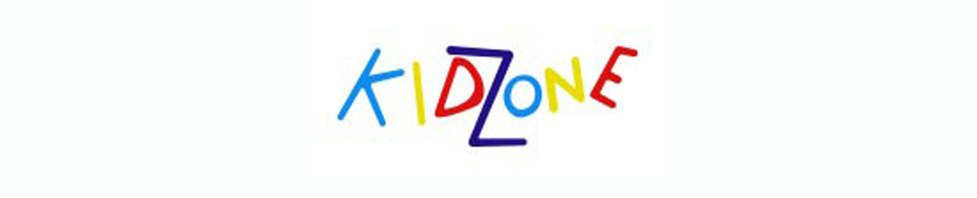 KID ZONE Glasses banner