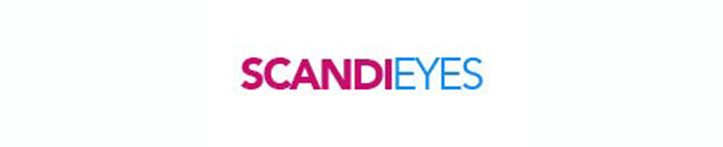 SCANDIEYES Eyeglasses banner