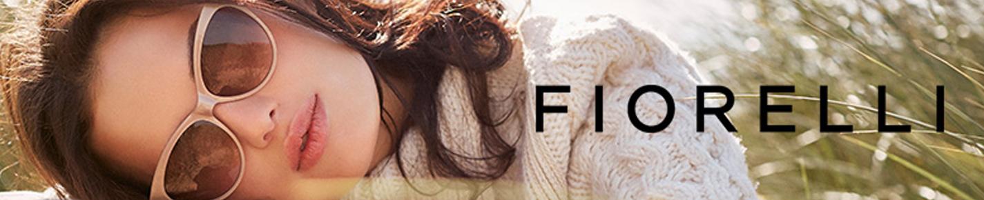Fiorelli Eyeglasses banner