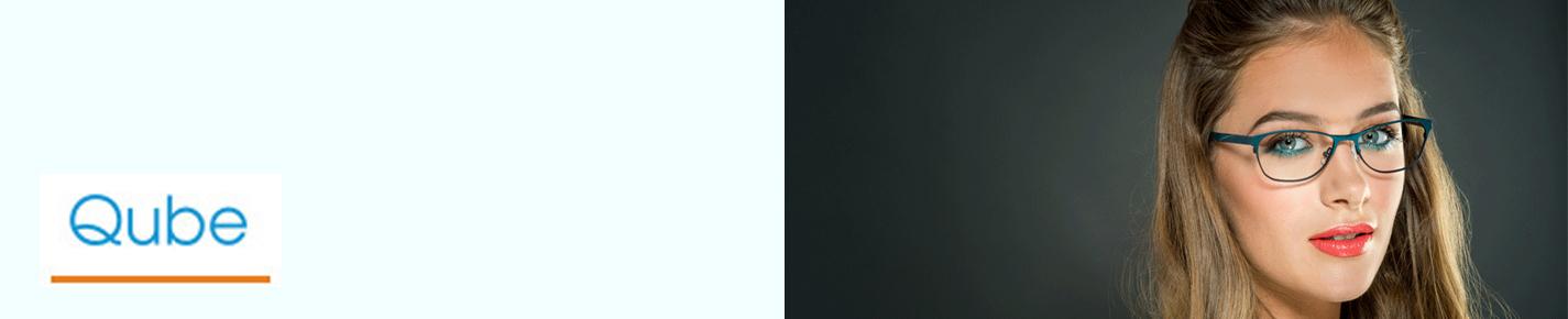 Qube 眼镜 banner