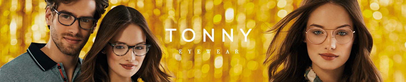 Tonny Glasses banner