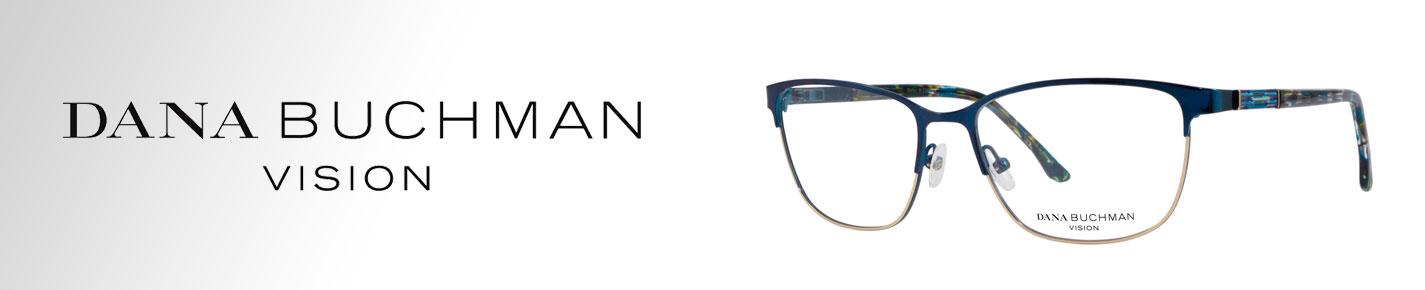Dana Buchman Glasses banner