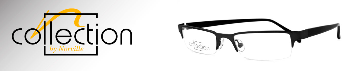 Collection Eyewear Glasses banner