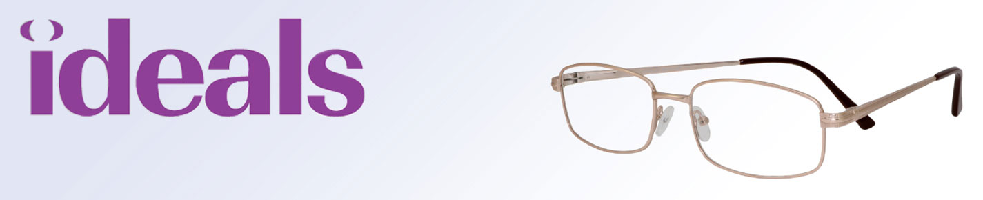 Ideals Glasses banner