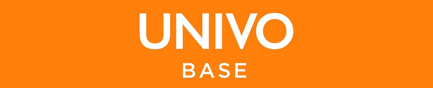 Univo Base Eyeglasses banner