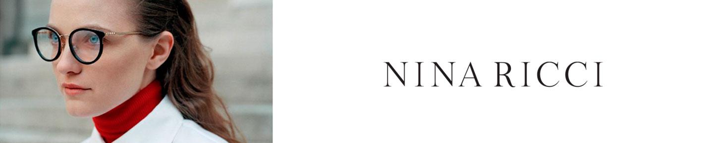 Nina Ricci 眼镜 banner