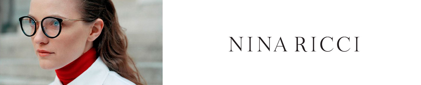 Nina Ricci Brillen banner