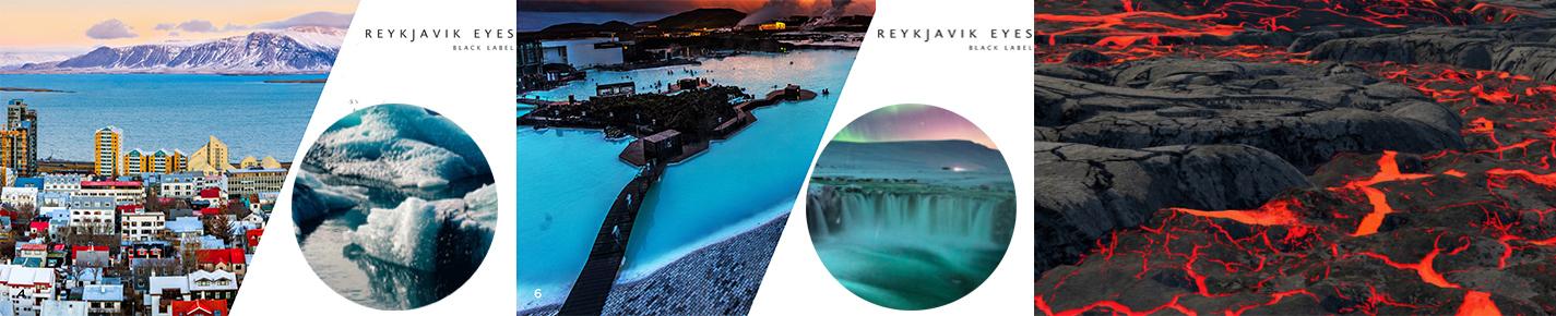 Reykjavik Eyes Black Label Glasses banner