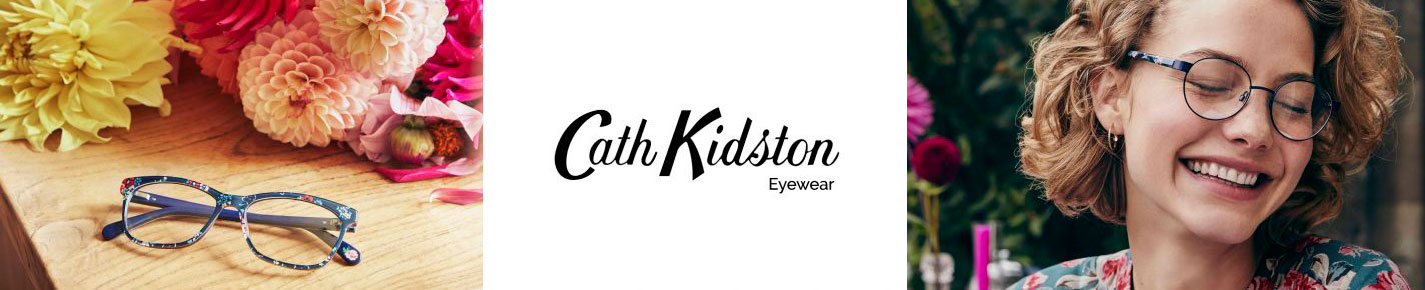 Cath Kidston Occhiali banner
